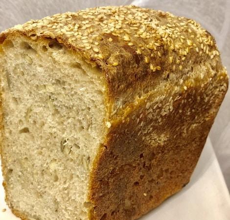 пшеничный семечковый хлеб