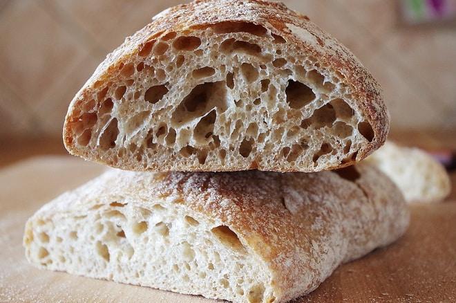 кислый хлеб