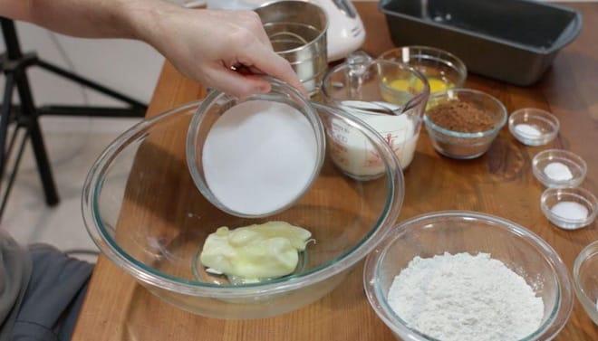 ингредиенты для хлеба