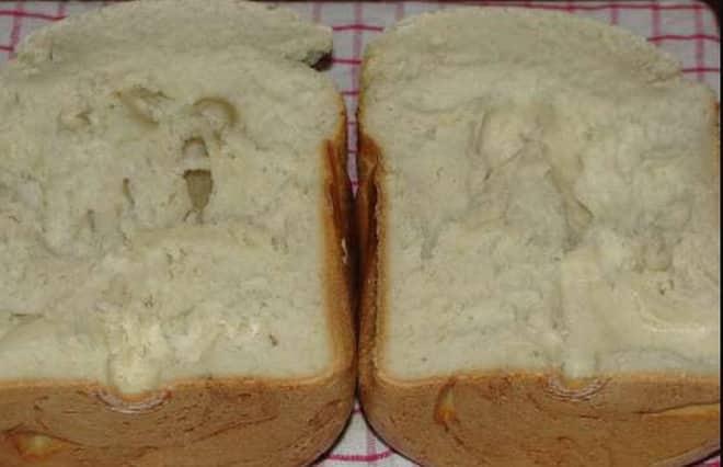 хлеб не получился