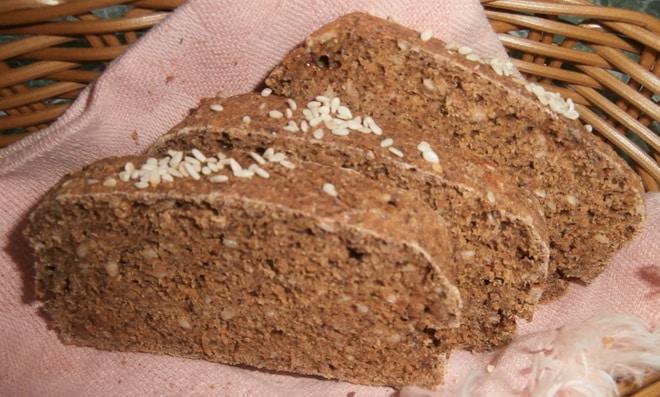 хранение домашнего хлеба