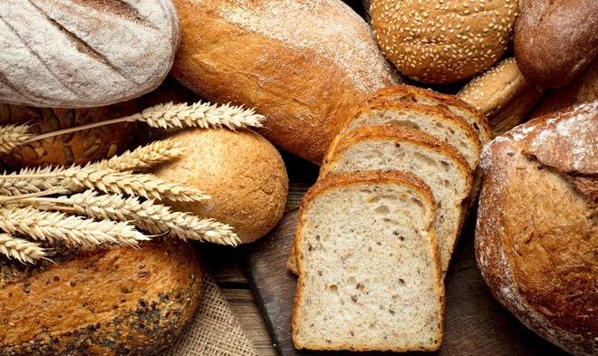 хлеб из полбы